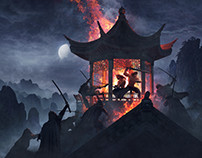 2016 - Conan: Khitai expansion cover