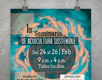 Poster - Acuicultura Sostenible