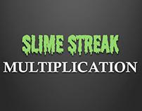 Slime Streak Multiplication Game