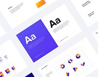 Brand identity design - Memo