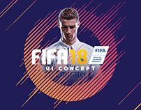 FIFA 18 UI Concept