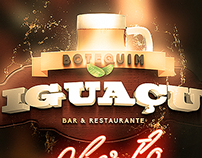 Botequim Iguaçu - ID Visual
