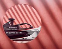 Porsche 99X Electric - Formula E