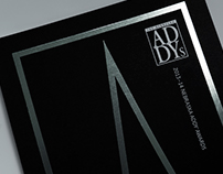 Award Design for Nebraska AAF ADDY's Awards