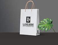 Brand design for luxebebe.com