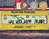 Amnesty International - 'Frame of speech'