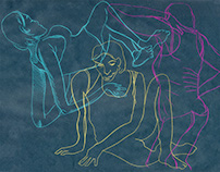 Figure Communication Drawings