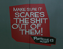 ADC PORTFOLIO NIGHT 13 2015 Campaign