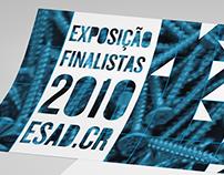 Exposição Finalistas 2010