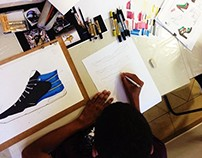 Design Shoes - Training Sketches