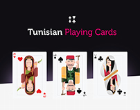 Tunisian Playing Cards