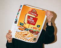 RETRO 1955 | McDonald's