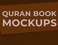 Quran Book Mockups