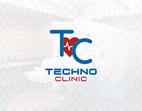 Techno Clinic Rebranding, Web Design & Social Media