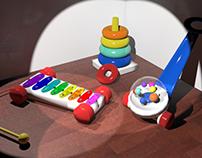 3D Modeling: Toys