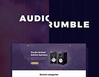 Audio Rumble