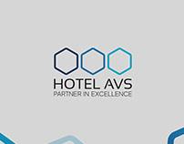 HOTEL AVS - branding