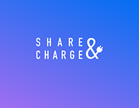 Share & Charge App