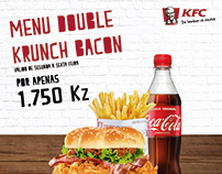 Menu Double Krunch