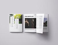 Maqueta Sat·élite Magazine