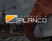 Planco: Branding + UI