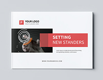 Minimal Business Brochure IV