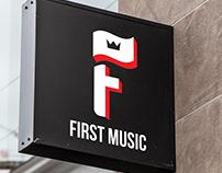 FIRST MUSIC LABEL : BRAND DESIGN
