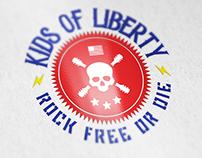 Kids Of Liberty Logo