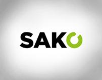 SAKO - Corporate Identity