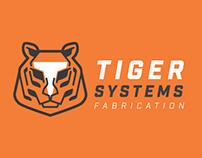 Tiger Systems Brand Identity