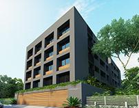 Nathdwara-1 (Architecture)