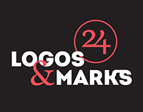24 logos & marks