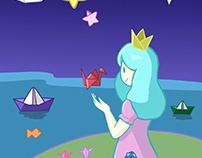 Origami Princess