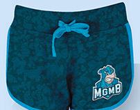 Free Shorts Fem MockUp