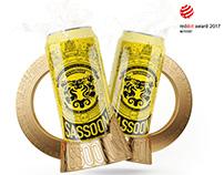 萨松啤酒 Sassoon Beer