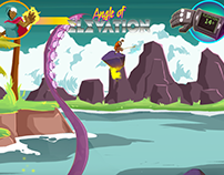 Legend of Geomethor – Game Series