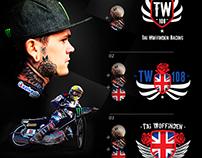 Tai Woffinden (speedway rider) - logo set