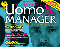 Uomo&Manager #24 - Aprile 2015