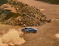 Ford Ranger Raptor: Total Domination