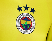 Fenerbahçe Retro Kit Design