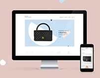 Seek Couture : Branding & Web Design