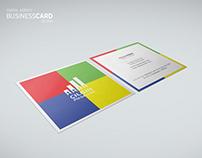 Çılgın Pikseller Kartvizit Çalışması l Cp Card Project