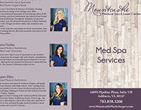 Mountcastle Med Spa Brochure