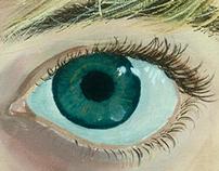 EYES (Self Portrait)