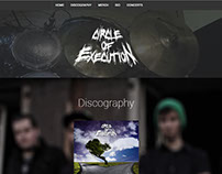 Circle Of Execution - Site web