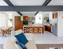 Pacific Palisades Remodel by Natalie Myers