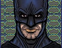 Ben Affleck Batman Bust - Fan Art