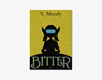 Book Cover - Bitter // V. Moody