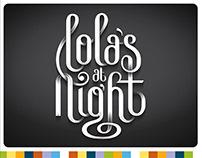 Lolas Eatery Branding