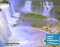 "Norwegian Cruise Line ""South America Brochure"""